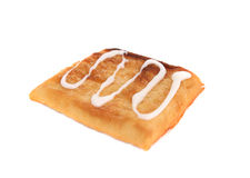 Flaky pastry Royalty Free Stock Image