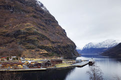 Flam, Norway Stock Photo