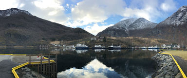Flam, Norway Royalty Free Stock Image