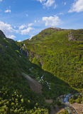 Flam in Norway Royalty Free Stock Photos