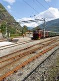 Flam Railway Stock Photography