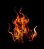 Flama fotografia de stock royalty free