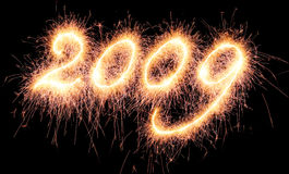 Flama. 2009 Foto de Stock