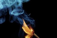 Flama Imagem de Stock
