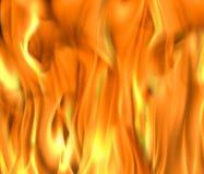 Flama ilustração do vetor