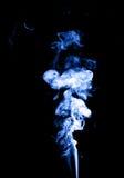 Flama azul Imagens de Stock Royalty Free