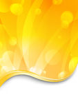 Flama de lujo - fondo que riela libre illustration