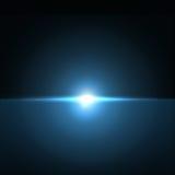 Flama del eclipse Fotografía de archivo libre de regalías