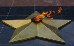 Flama eterno Foto de Stock