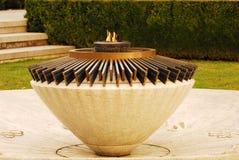 Flama olímpica Fotos de Stock Royalty Free