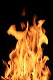 Flama quente imagens de stock royalty free