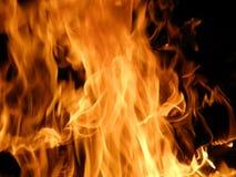 Flamas ou incêndio Imagem de Stock