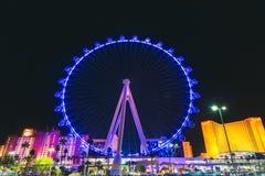 Flambeur Las Vegas image stock