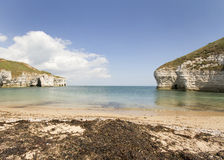 Flamborough head Royalty Free Stock Image