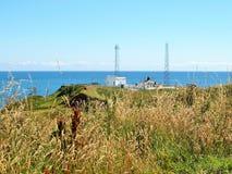Flamborough Head East coast UK. Stock Image