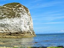 Flamborough Head East coast UK. Royalty Free Stock Photos