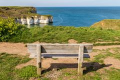 Flamborough Head, East Riding of Yorkshire, UK Stock Image