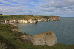 Flamborough Head, East Yorkshire. Royalty Free Stock Image