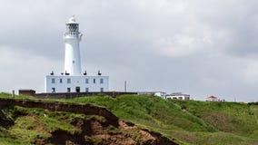 Flamborough Head Lighthouse Stock Photography