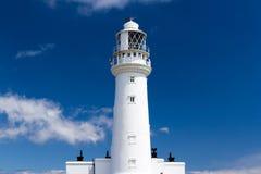 Flamborough Head Lighthouse Royalty Free Stock Photography