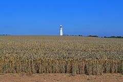 Flamborough-Leuchtturm, Ost-Yorkshire Stockfoto