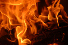 Flame #2 Stock Image