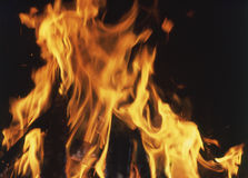 Flame. Background stock images