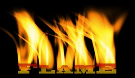 Flame Stock Images