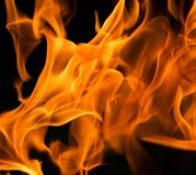 Flame Royalty Free Stock Photos