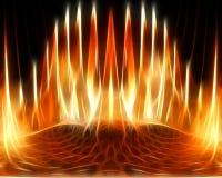 Flame Stock Image