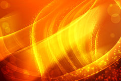 Flame abstract background Stock Photos