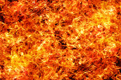 Flame Background Stock Photos