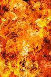 Flame background Stock Photography