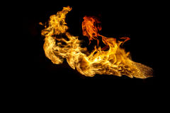 Flame Stock Photography