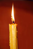 Flame and candle Stock Photos
