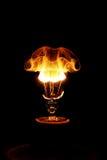 Light. Electric light Royalty Free Stock Photos