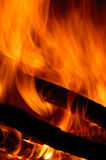 Flame and fire Stock Photo