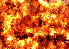 Flame, Fire, Orange, Geological Phenomenon royalty free stock images