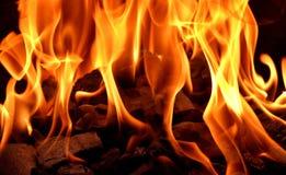 Flame, Fire, Yellow, Orange stock photos