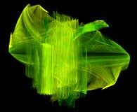 flame fractal Στοκ φωτογραφίες με δικαίωμα ελεύθερης χρήσης
