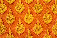 Flame of Lai Kanok Stock Photos