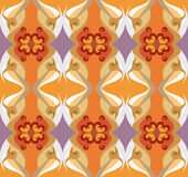 Flame pattern Royalty Free Stock Photos