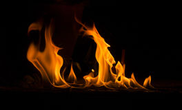 Flame Royalty Free Stock Image