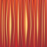 Flame striped fabric Stock Photos