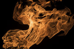Flame  5 Stock Images