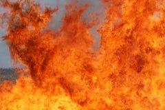Flame_texture imagens de stock royalty free