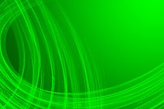 Flame wave background Stock Images
