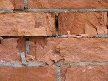 Flamenbondbacksteinmauer Lizenzfreies Stockfoto
