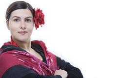 Flamenco χορευτής Στοκ Φωτογραφία