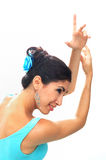 flamenco χορευτών Στοκ Εικόνα
